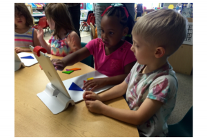 problem solving at early childhood level